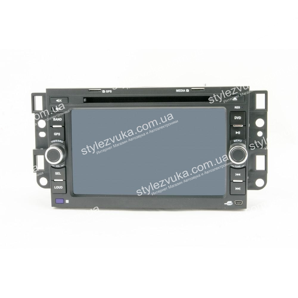 Штатная Автомагнитола Globex GU-K622 KIA Sportage 2005-2010/Hyundai Accent 2006-2011 (без карты)