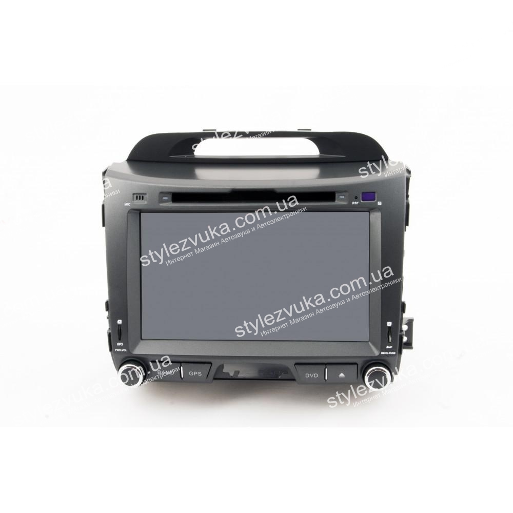 Штатная Автомагнитола Globex GU-K821 KIA Sportage 2011 (без карты)