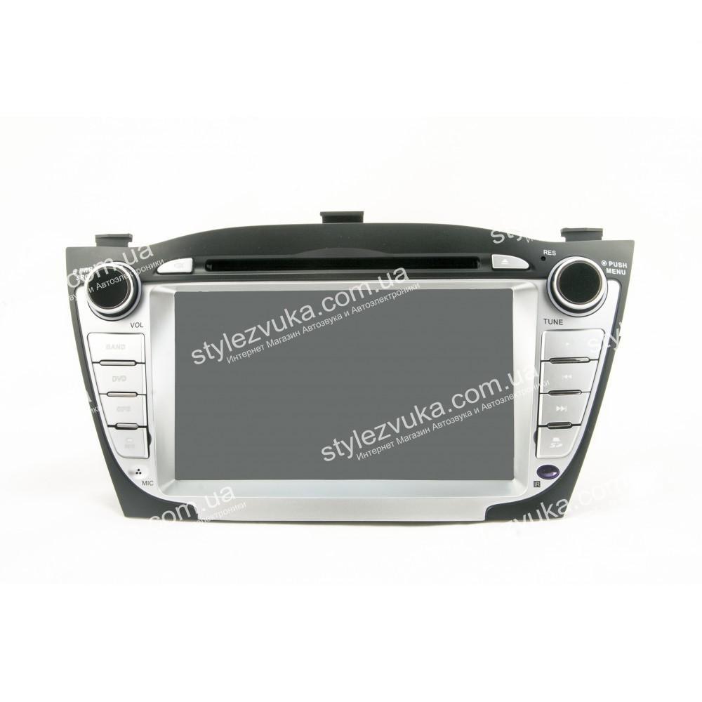 Штатная Автомагнитола Globex GU-Y752 Hyundai IX35 (без карты)