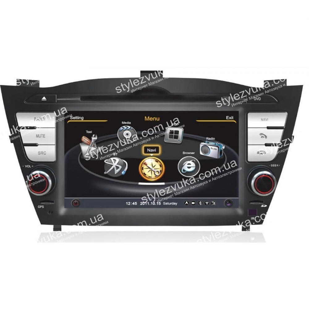 Штатная Автомагнитола MyDean 1047-1 Hyundai ix35