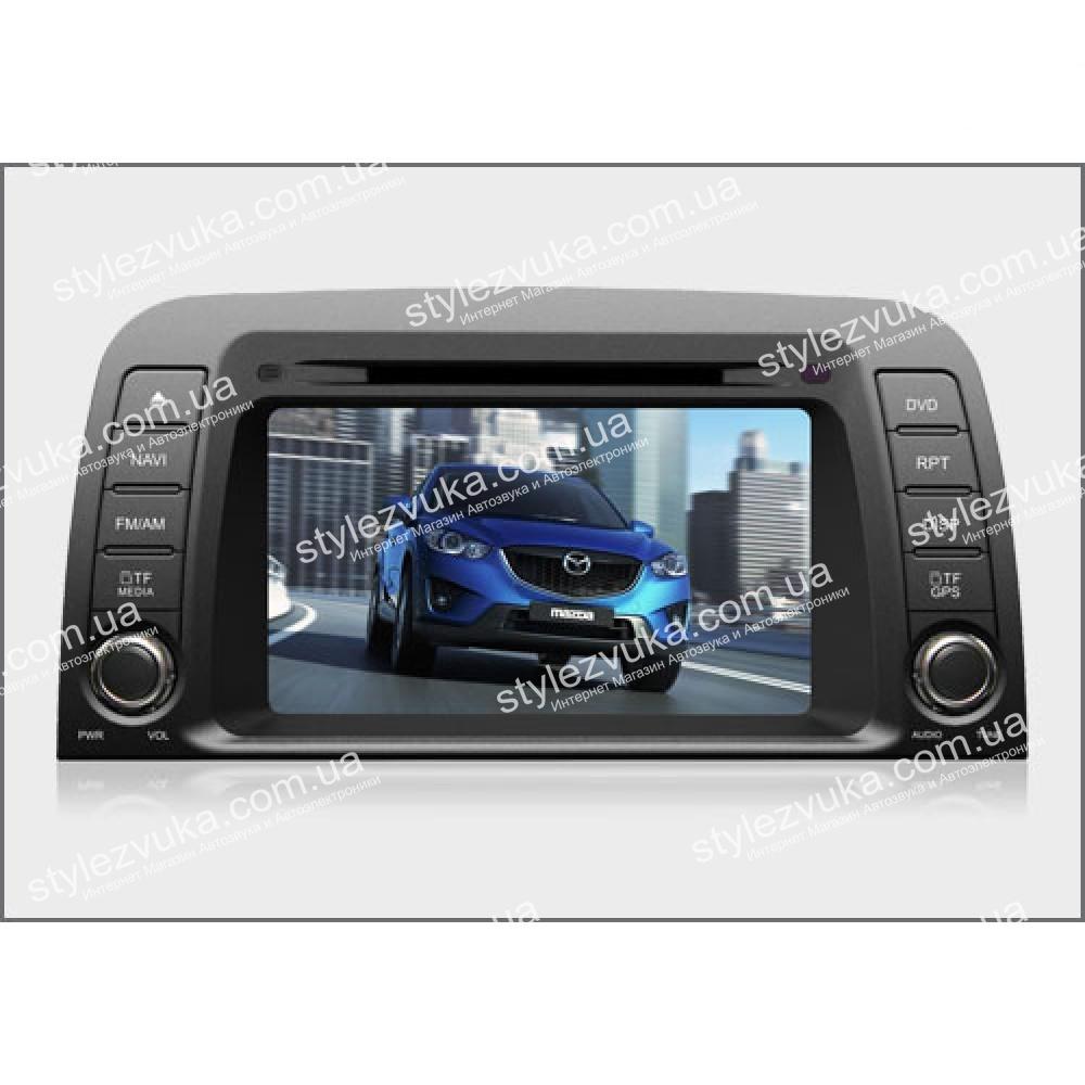 Штатная Автомагнитола Phantom DVM-7558G iS Mazda CX-5 2012, Mazda 6  2013