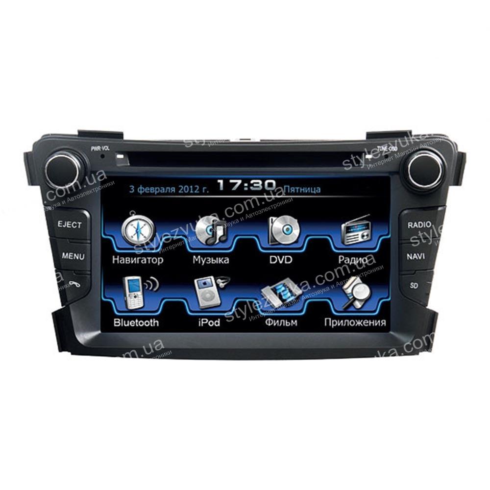 Штатная Автомагнитола RoadRover Hyundai i40