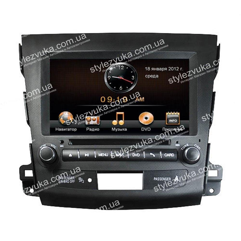 Штатная Автомагнитола RoadRover Mitsubishi Outlander XL