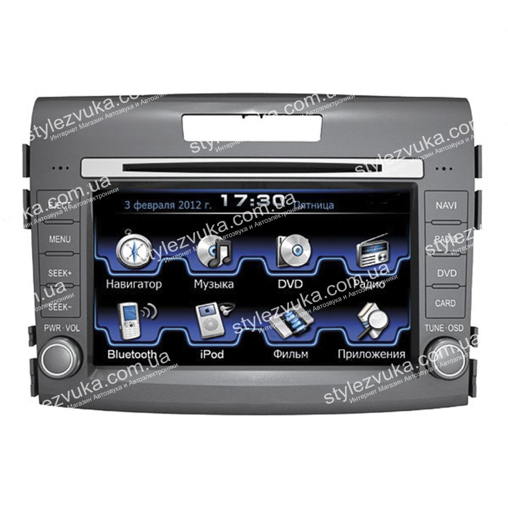 Штатная Автомагнитола RoadRover Honda CR-V 2012+