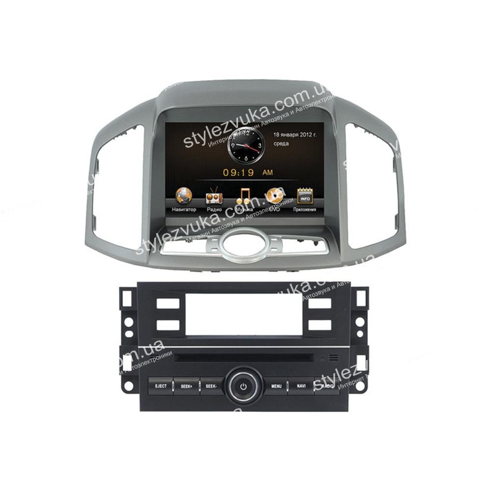 Штатная Автомагнитола Chevrolet Captiva 2012+