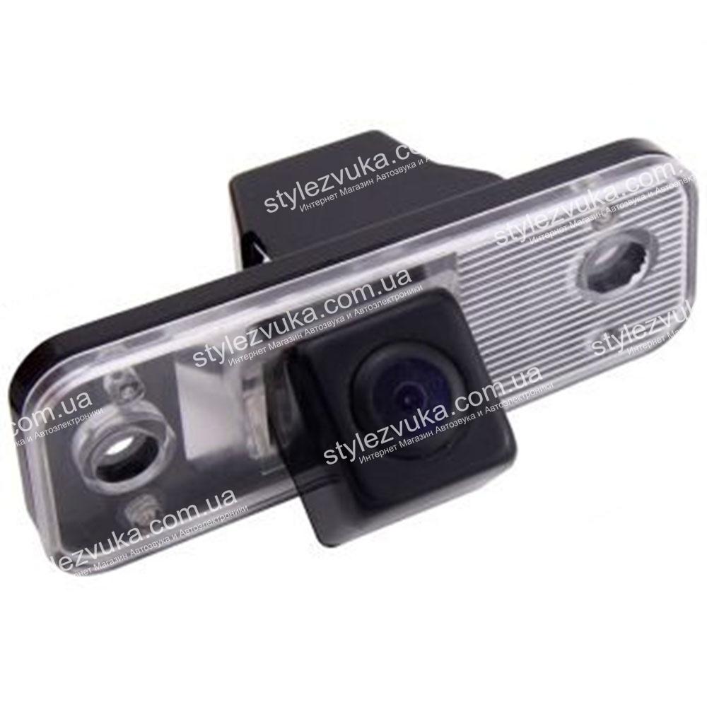 Штатная камера заднего вида My Way MW-6030 для автомобиля Hyundai SantaFe 2006-2012