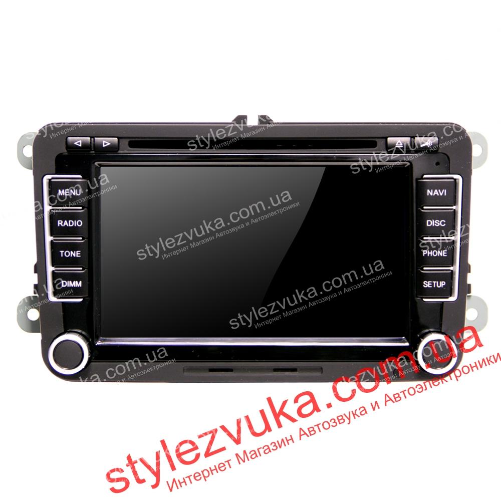 AudioSources Skoda Octavia ANS-610