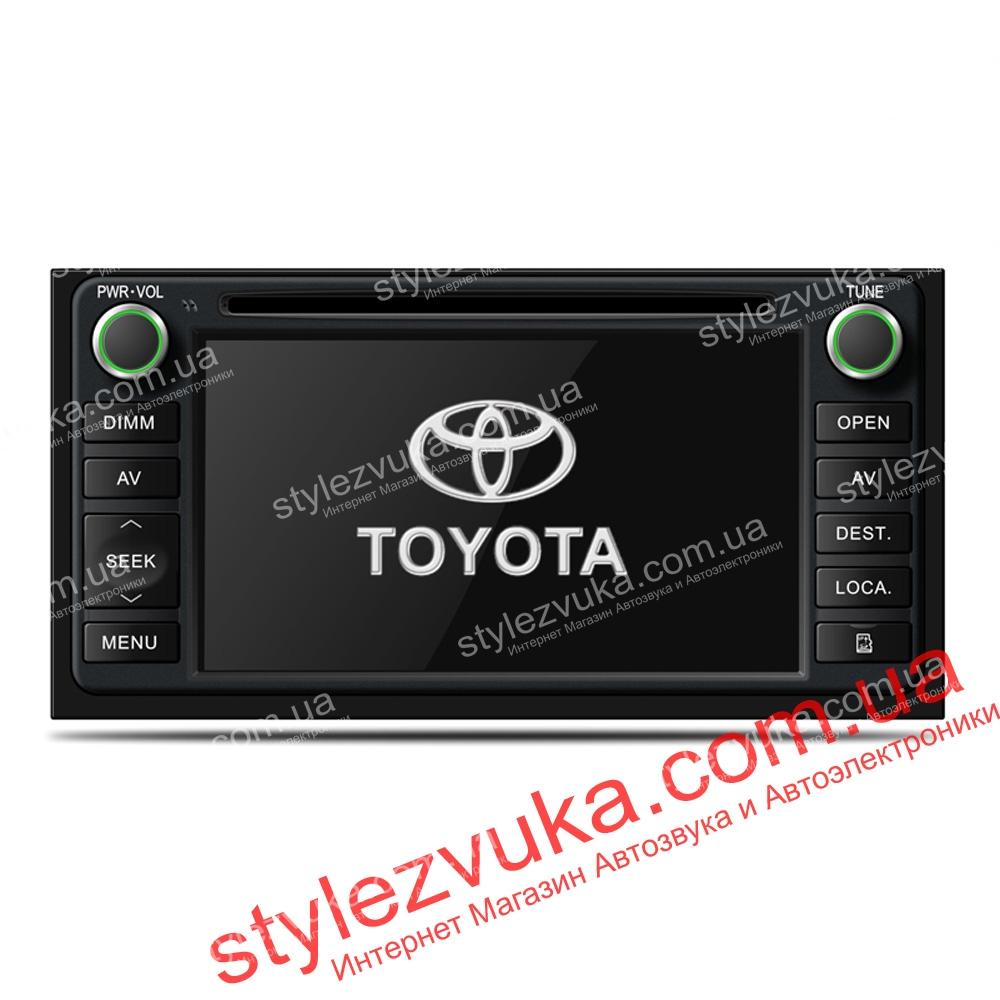 PMS Toyota Auris PMS TFJ-7523 с переходной рамкой