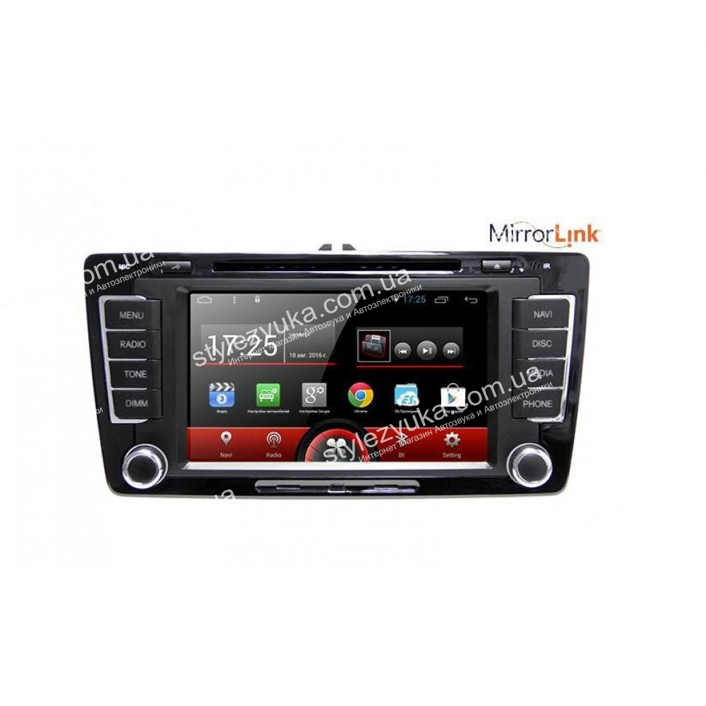 Штатная Автомагнитола AudioSources D90-620A Skoda Octavia A5, Yeti
