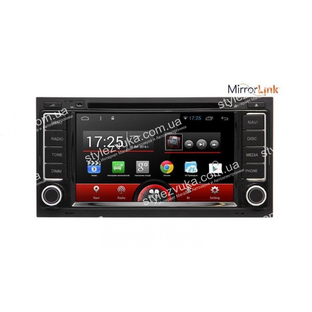Штатная Автомагнитола AudioSources D90-710A Volkswagen
