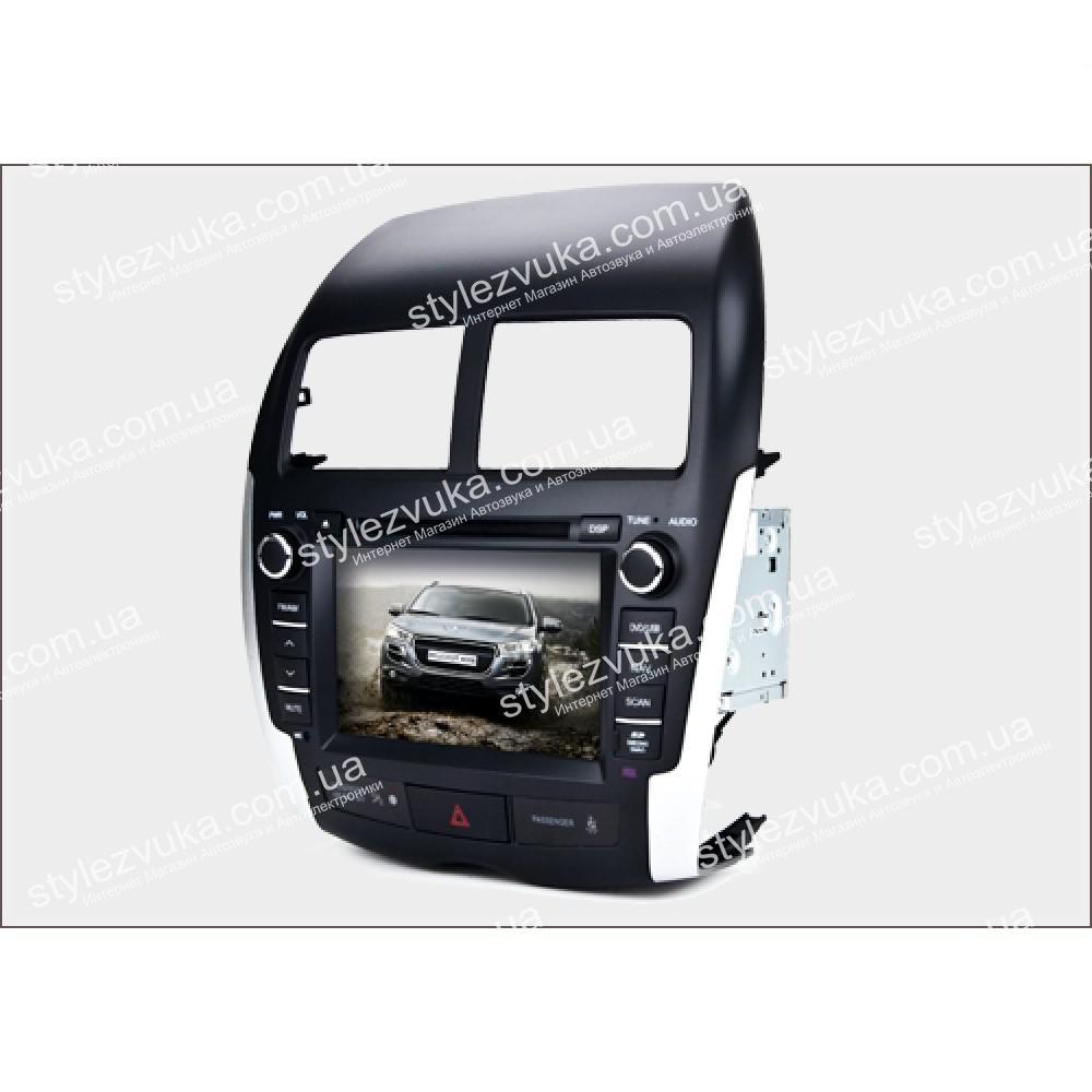 Штатная Автомагнитола Phantom DVM-4008G i6 Peugeot 4008 2012