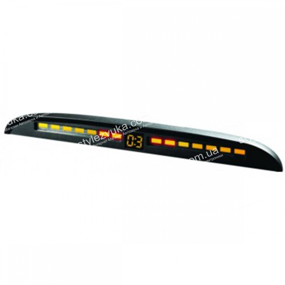 Парктроник STEELMATE SM PTS410M8 black