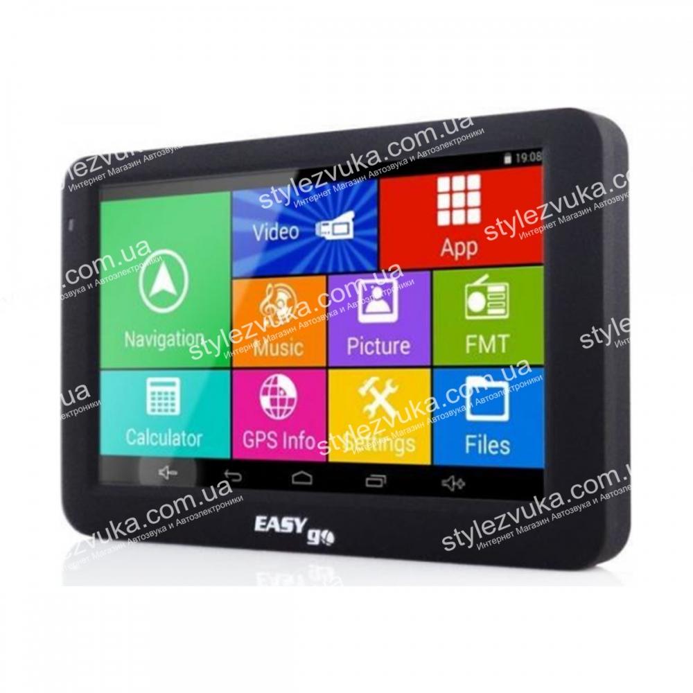 GPS Навигатор EasyGo A505 СитиГИД (лицензия)