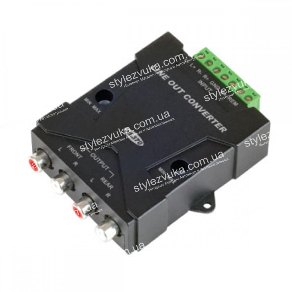 Преобразователь уровня KICX HL 370