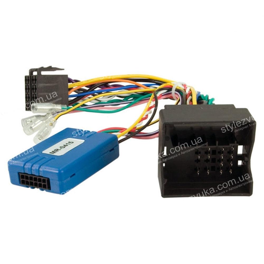 Адаптер кнопок на руле для Mercedes, Volkswagen Crafter, AWM MR-0415