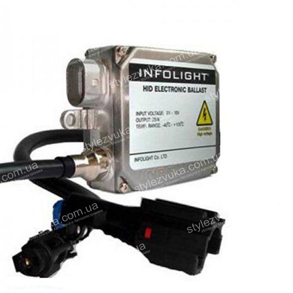 Блок розжига InfoLight 35W