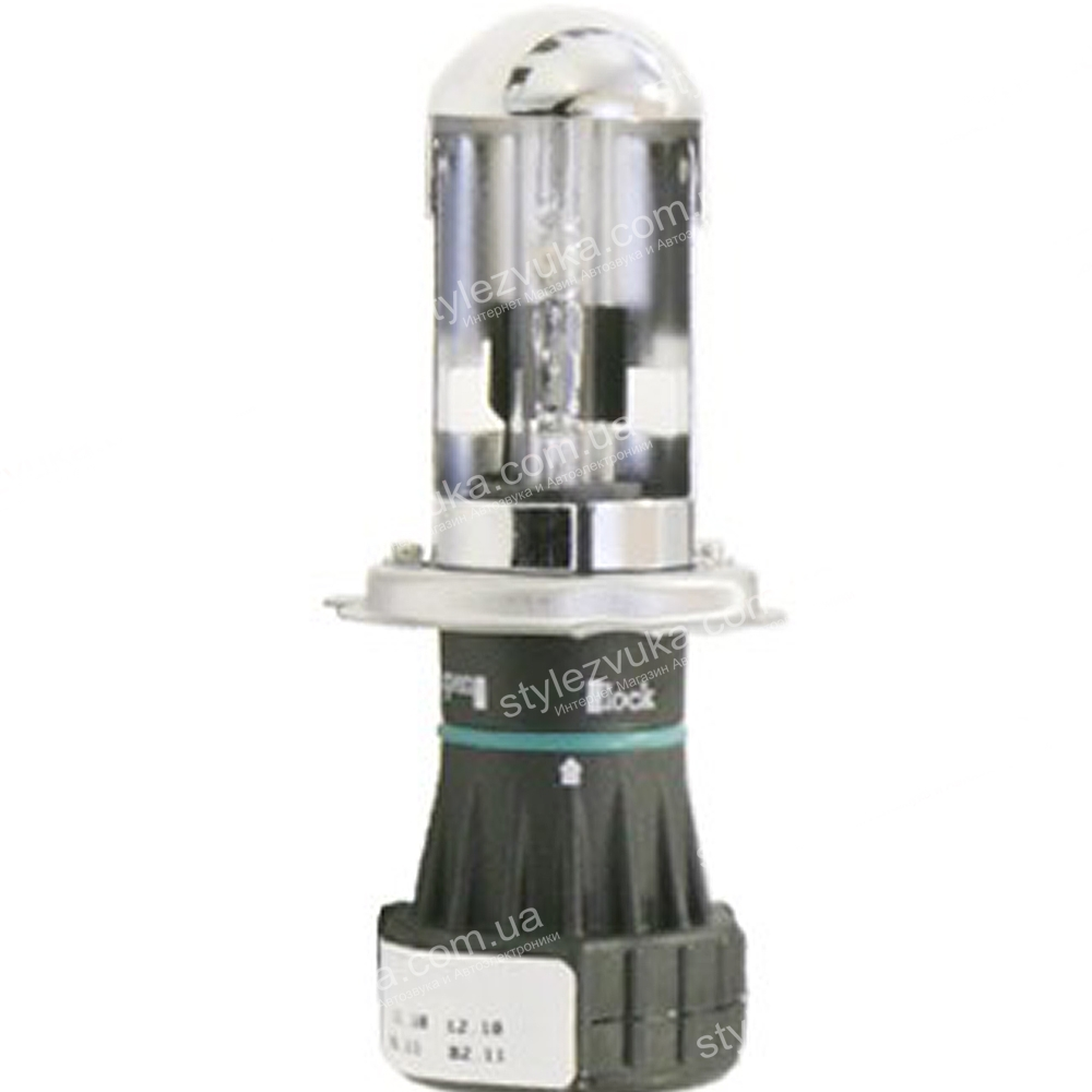 Ксеноновая лампа FANTOM H4 Hi/Low (5000K) 35W