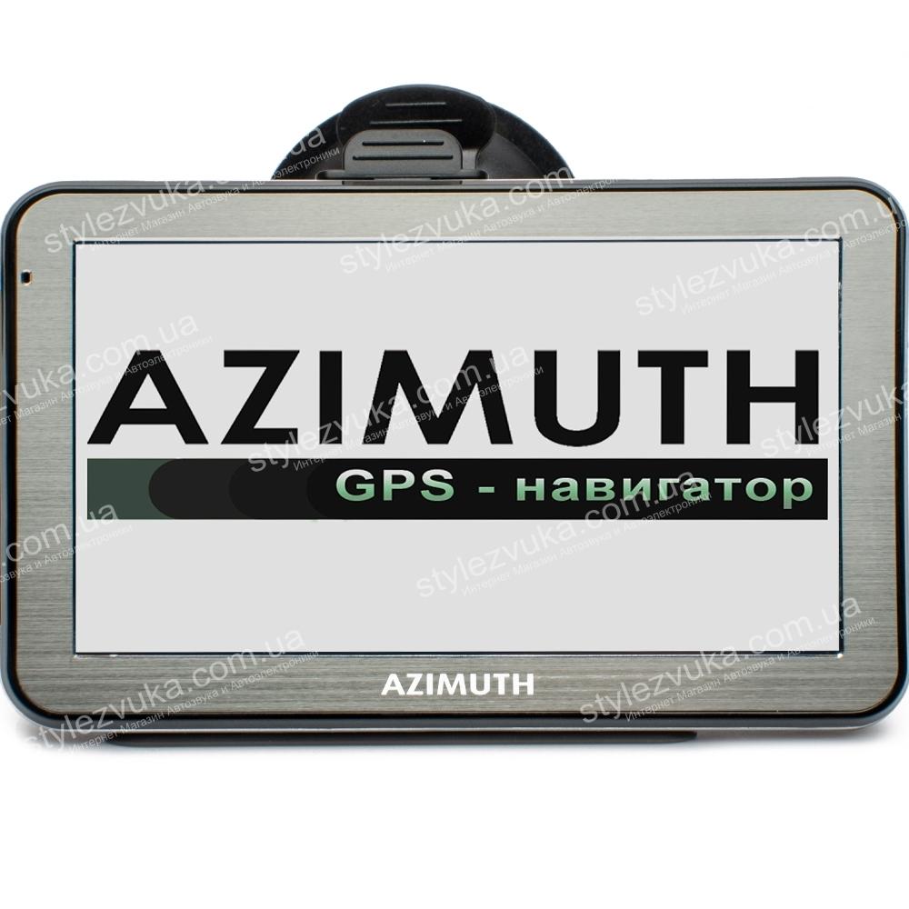 GPS навигатор Azimuth B51