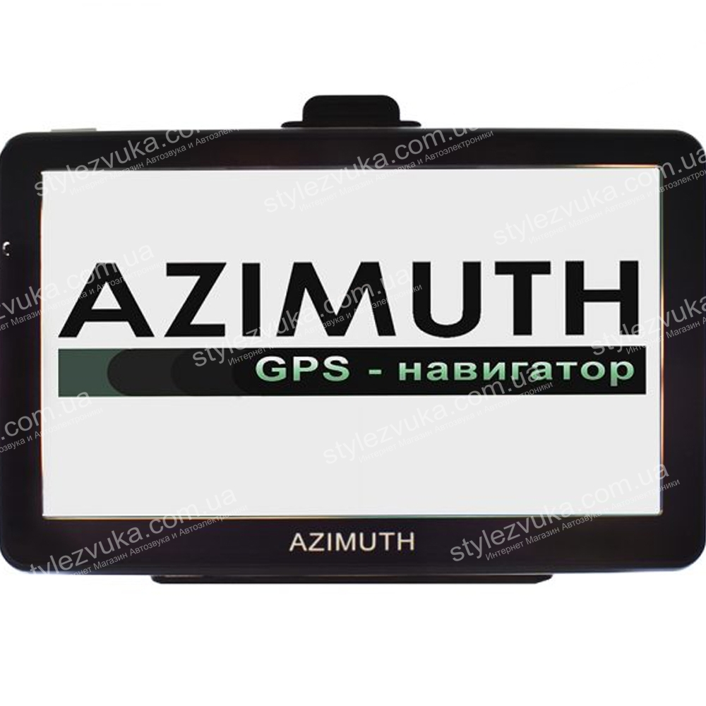 GPS навигатор Azimuth B79 Pro+