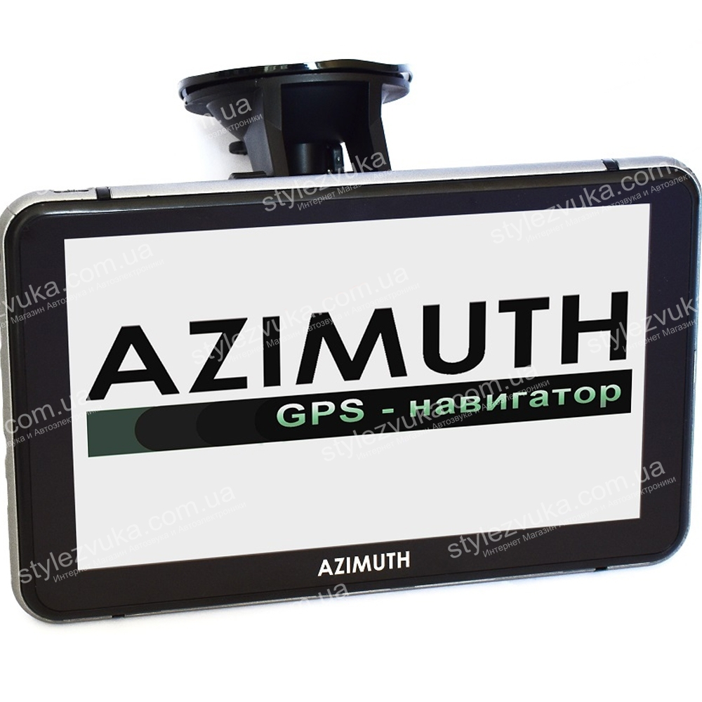 GPS навигатор Azimuth M705
