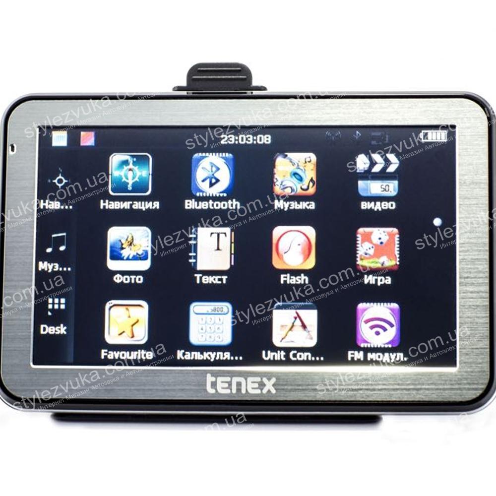 GPS навигатор  Tenex 50 SBT