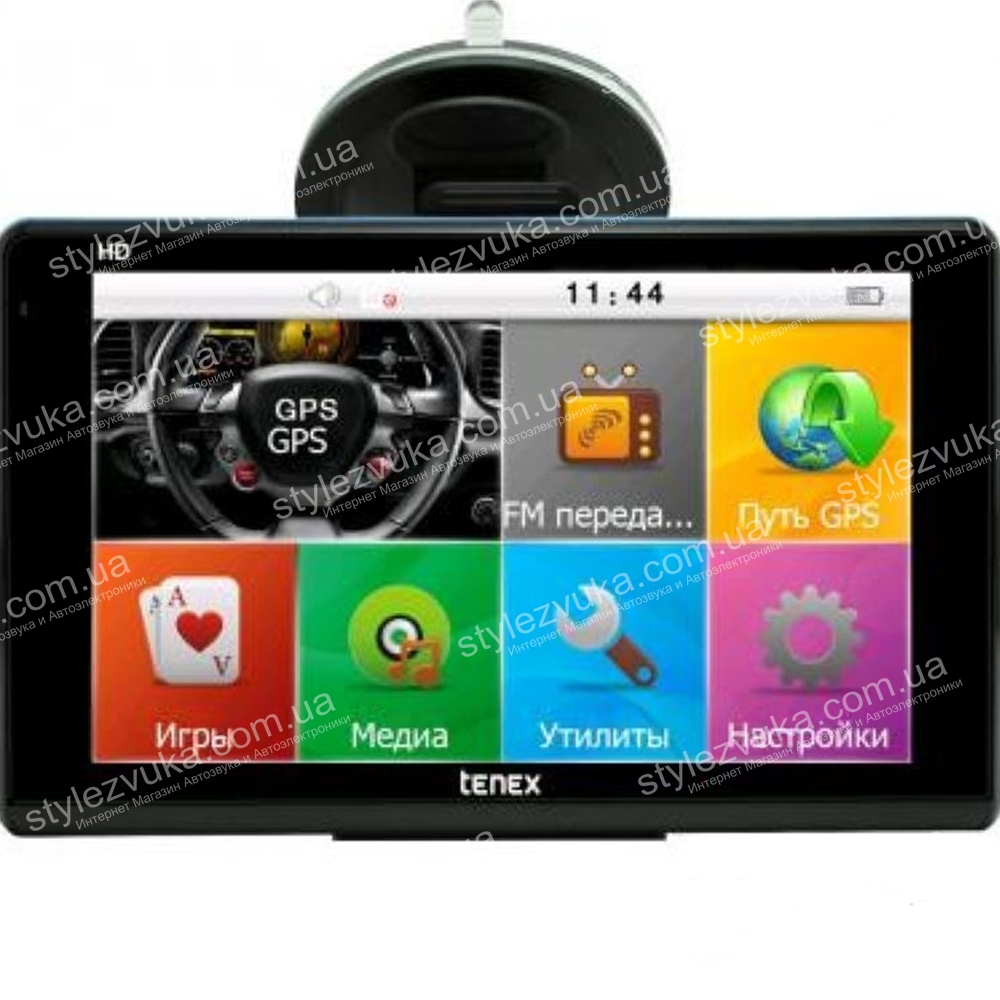 GPS навигатор Tenex 50 M HD