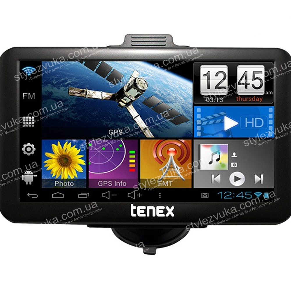 GPS навигатор Tenex 70AN