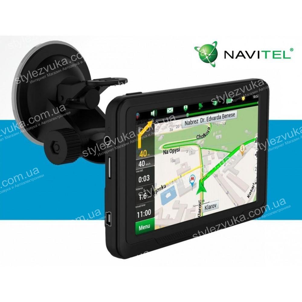 GPS навигатор Globex GE516 Magnetic (Навител)