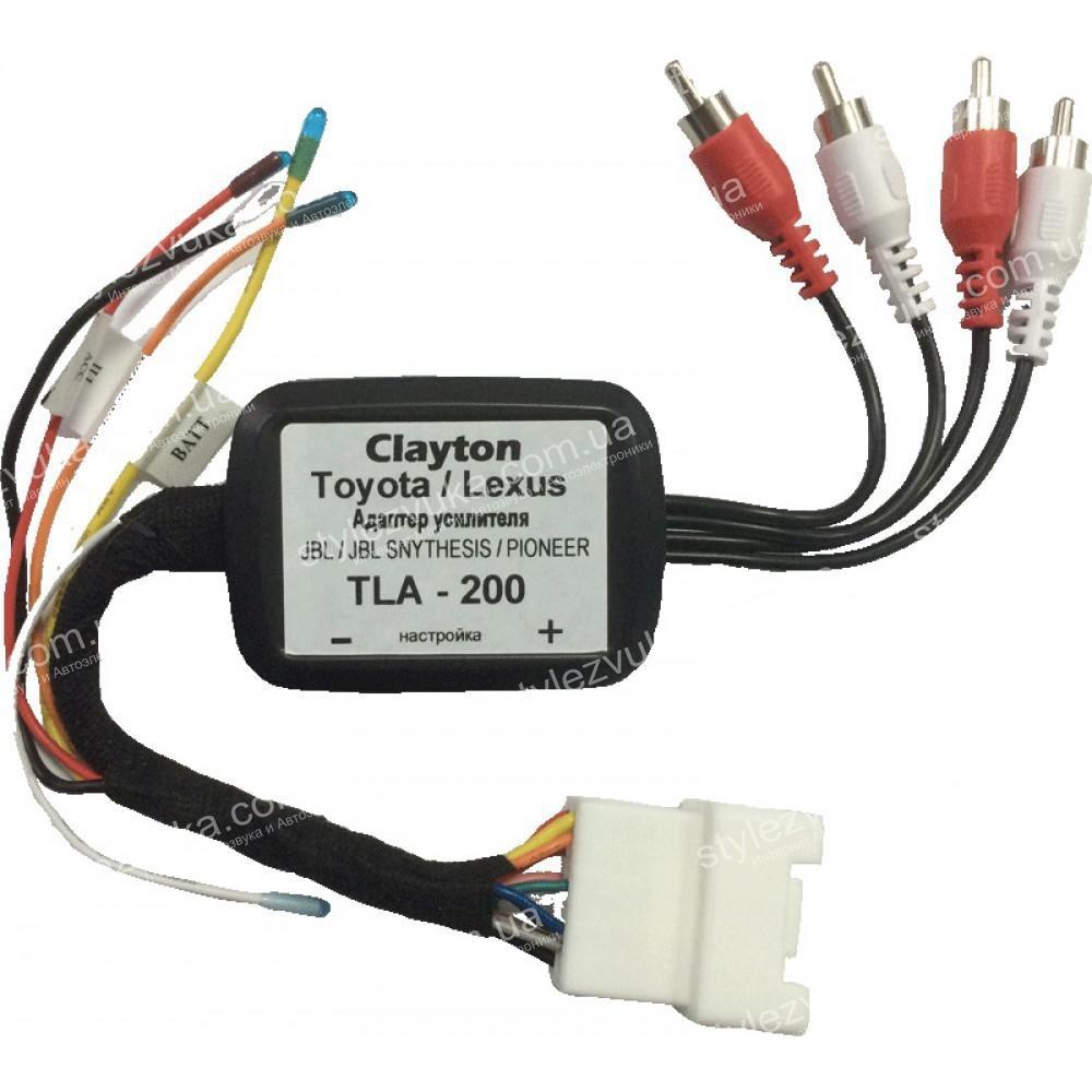 Адаптер усилителя Toyota/Lexus METRA TLA-200