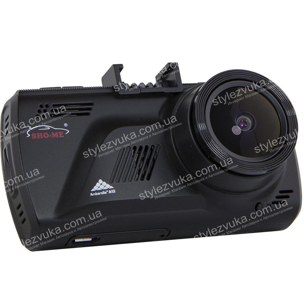Видеорегистратор SHO-ME A12-GPS