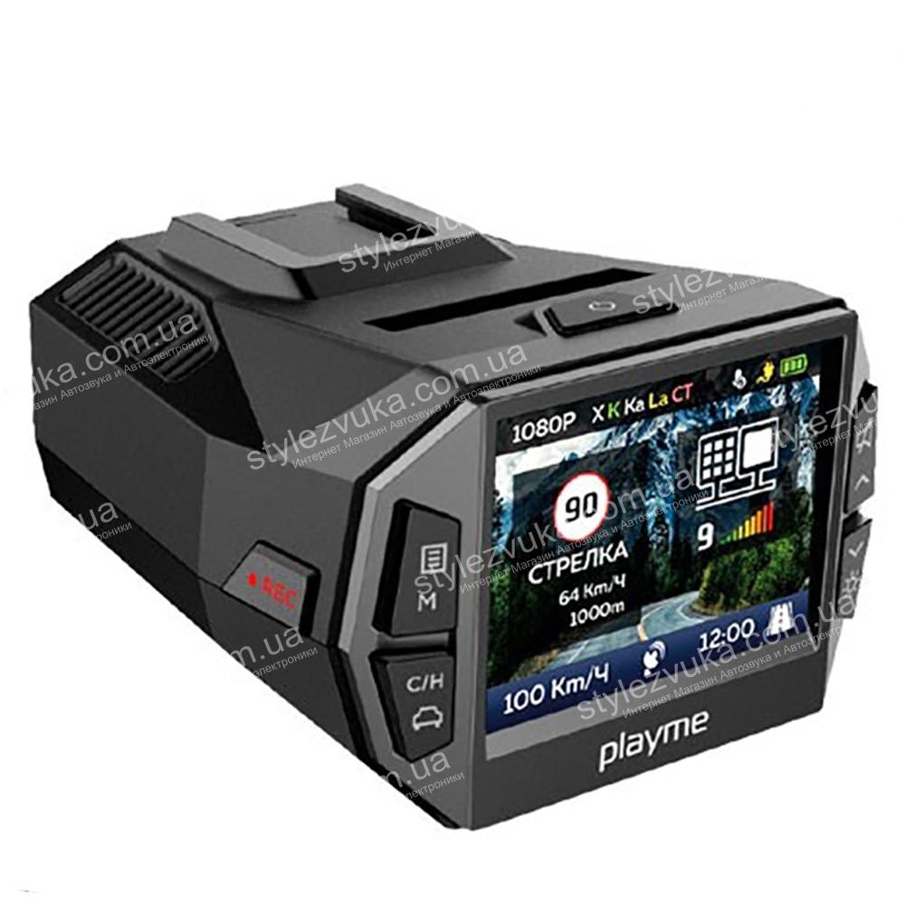 Видеорегистратор Playme P600SG