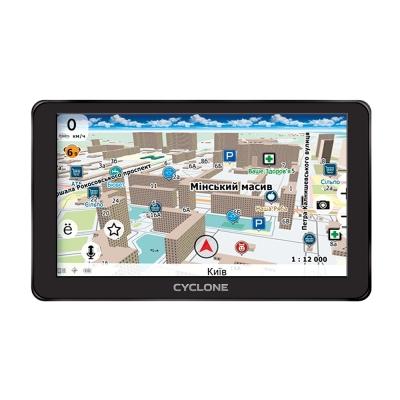 GPS навигатор Cyclone ND 700