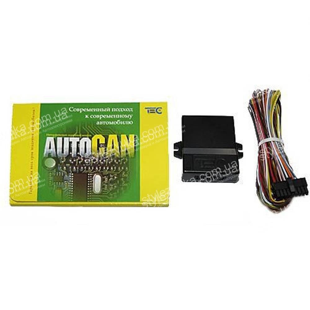 Адаптер CAN-шины TEC Electroniks AutoCAN F 2v
