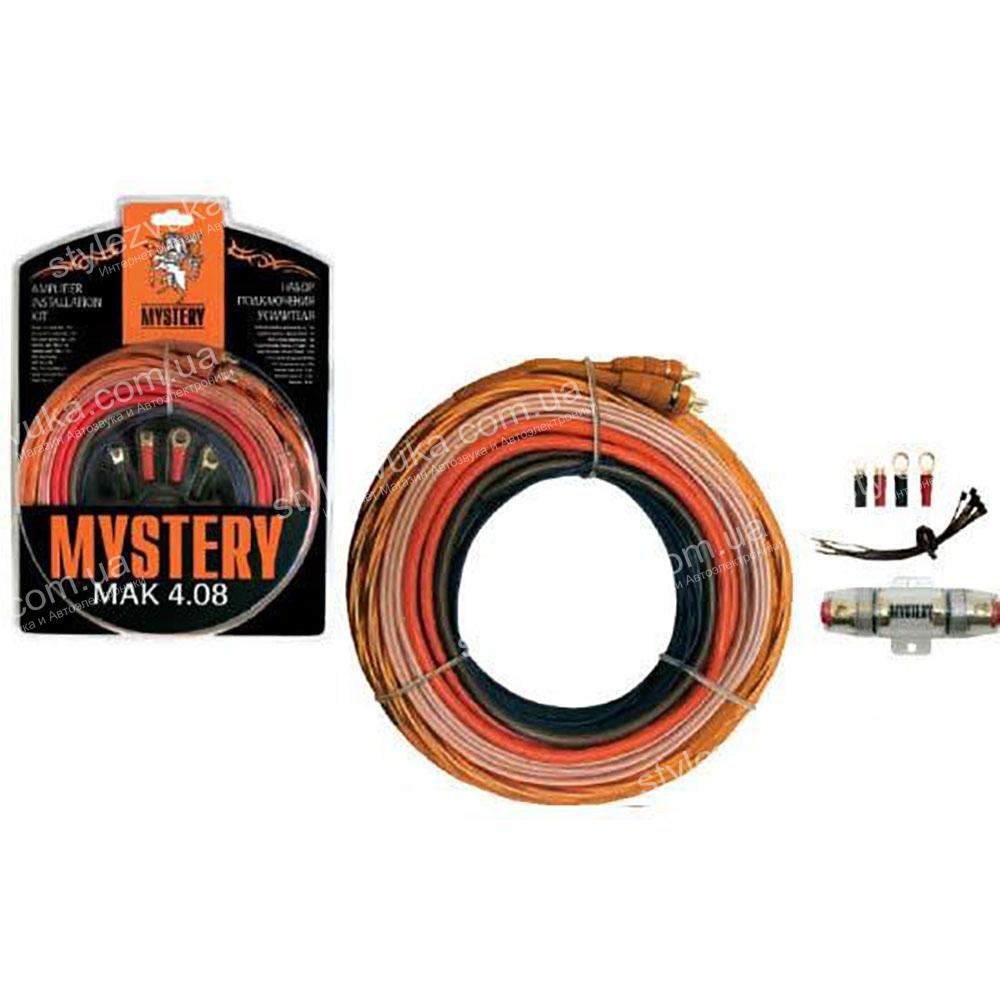 Набор кабелей Mystery MAK 4.08 (4 канала)