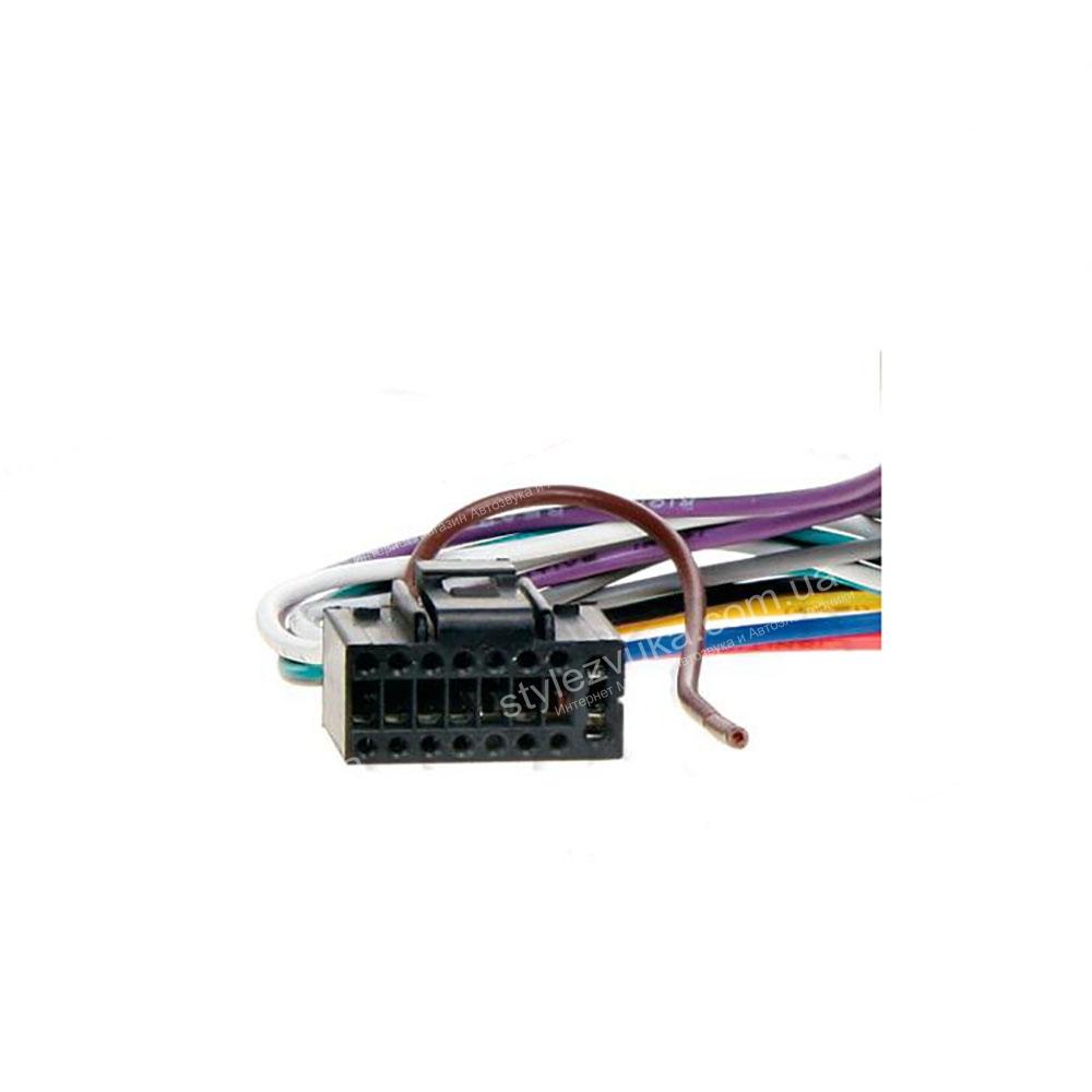 Разъем для магнитолы Kenwood ACV 457001/1 без ISO