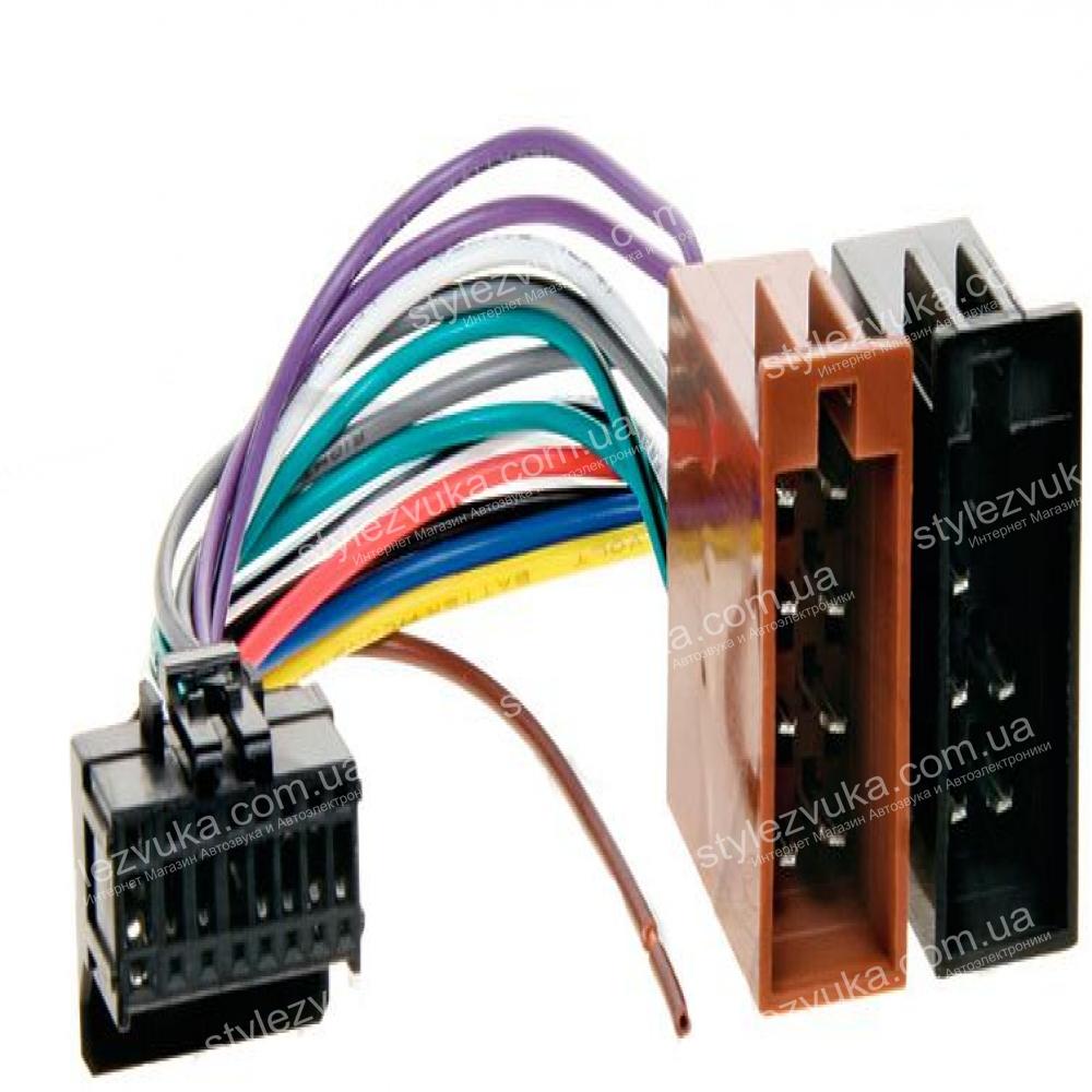 Разъем для магнитолы Pioneer ACV 453017