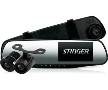 Видеорегистратор Stinger ST DVR-M489FHD cam
