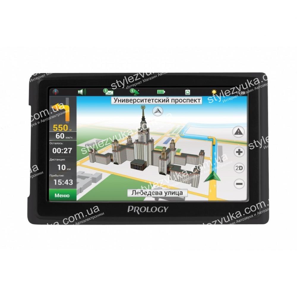 GPS навигатор Prology iMAP-7500 (Навител Содружество)