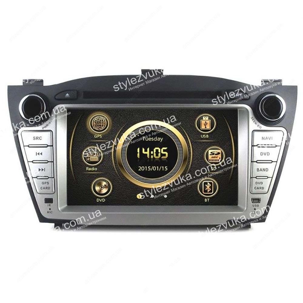 Штатная Автомагнитола EasyGo S319 (Hyundai IX35 2012)