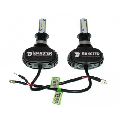 LED лампа Baxster S1 H3 5000K 4000Lm (2 шт)