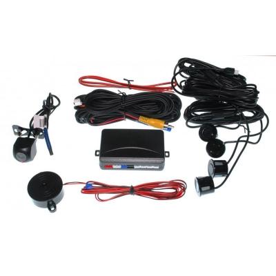 Парктроник Baxster VPR-4777 черный + камера