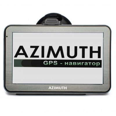 GPS навигатор Azimuth B55 Plus