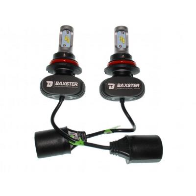 LED лампа Baxster S1 HB1 (9004) 6000K 4000Lm (2 шт)
