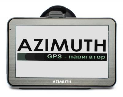 GPS навигатор Azimuth B57
