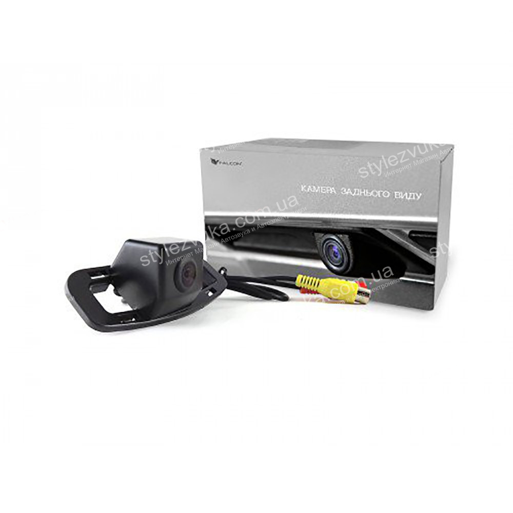 Штатная камера заднего вида в плафон CCD Falcon SC80HCCD-170-R  2