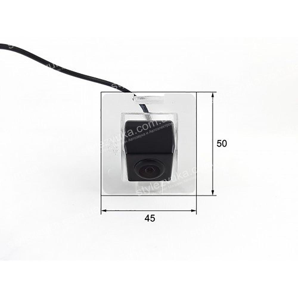 Штатная камера заднего вида в плафон CCD Falcon SC69HCCD-170-R  2