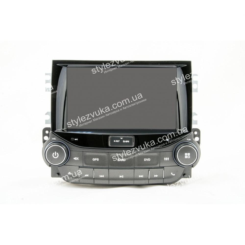 Штатная Автомагнитола Globex GU-C886 Chevrolet Malibu 2012 (без карты) 2