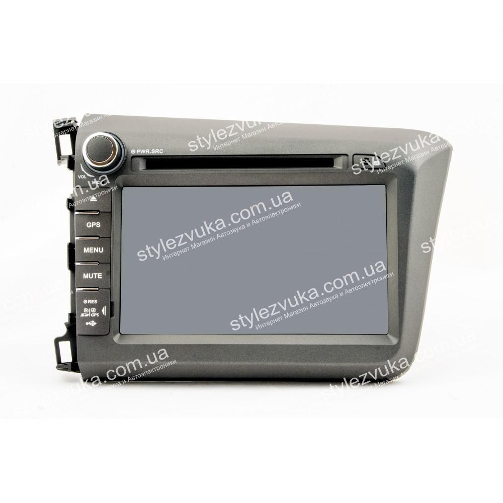 Штатная Автомагнитола Globex GU-M892 Mazda 3 2009-2013 (без карты) 3