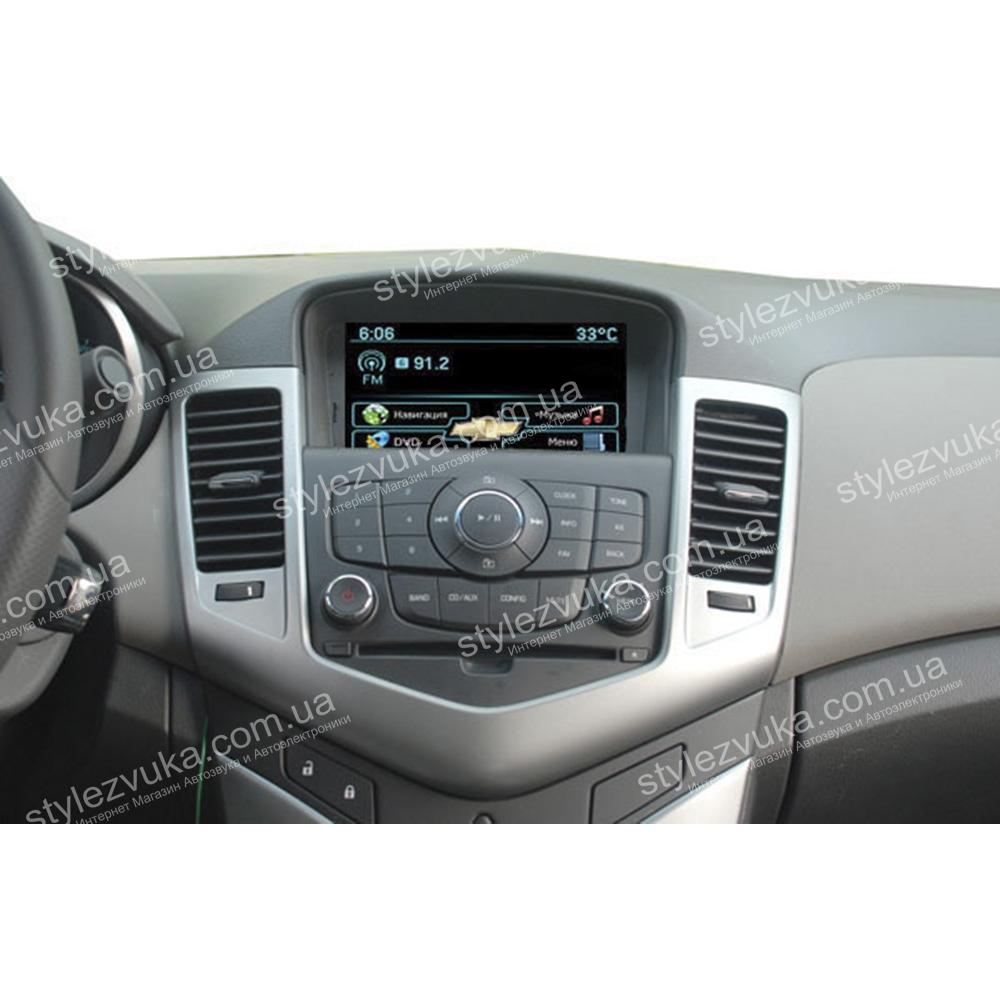 Штатная Автомагнитола RoadRover Chevrolet Cruze 3