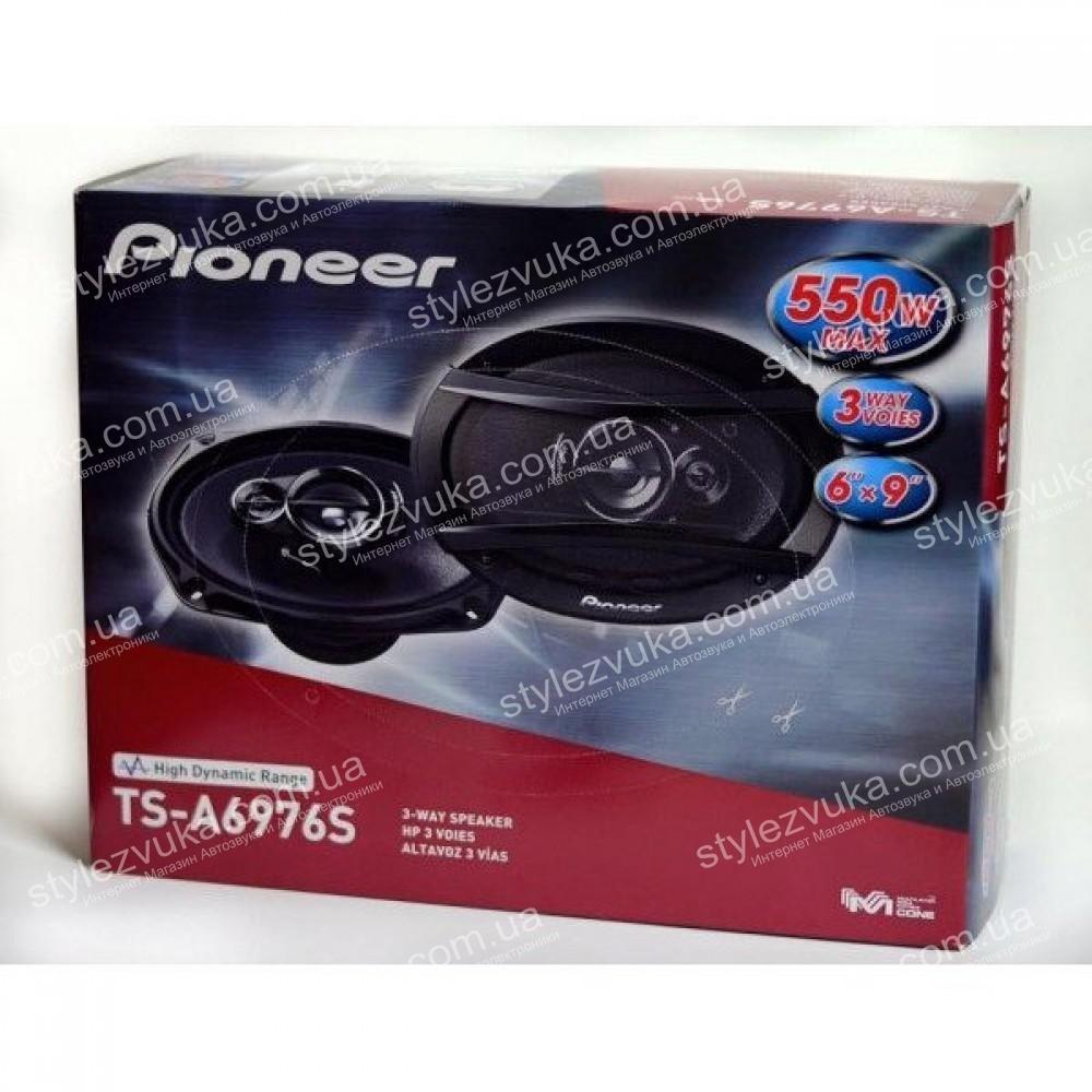Автоакустика Pioneer TS-A6976S 2